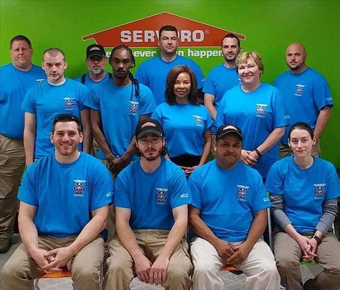 Community SERVPRO supports Mens' Health Month