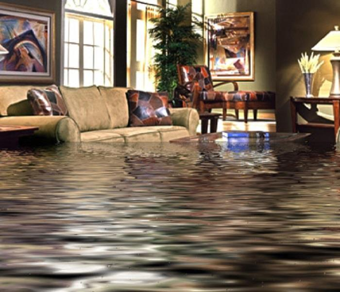 Water Damage Faster to your Annapolis Water Damage Event