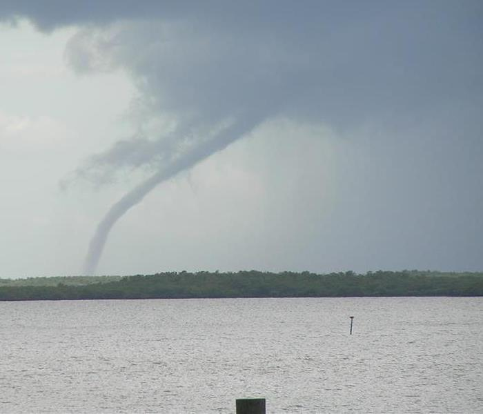 General Waterspout spotted near Annapolis/Severna Park