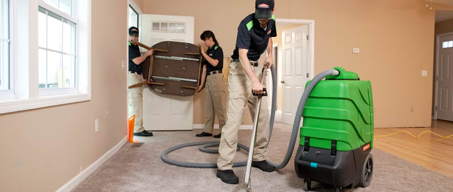 Annapolis, MD residential restoration cleaning